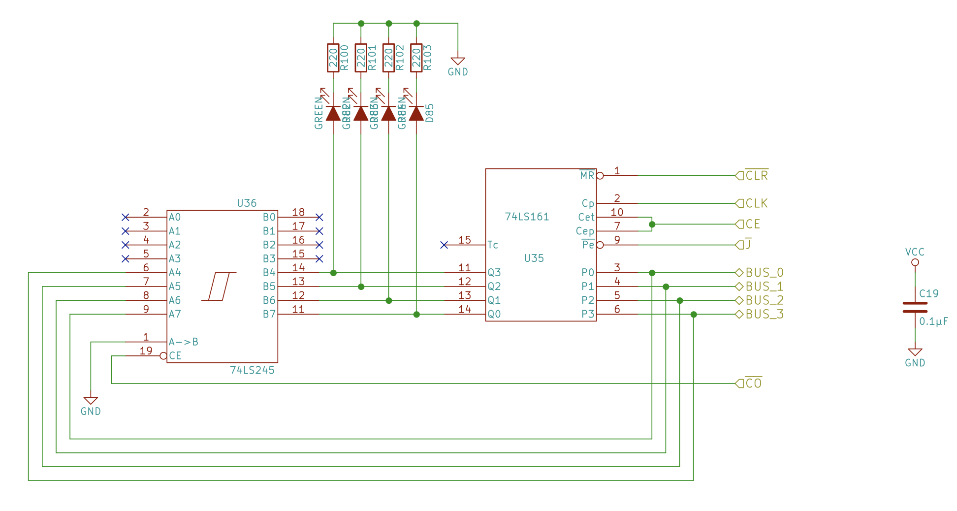 Build an 8 bit computer ben eater schematic schematic of the program counter ccuart Choice Image